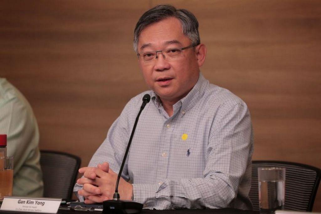 Menteri Kesihatan Gan Kim Yong berkata pesakit di Unit Jagaan Rapi (ICU) berada dalam keadaan yang agak kritikal.