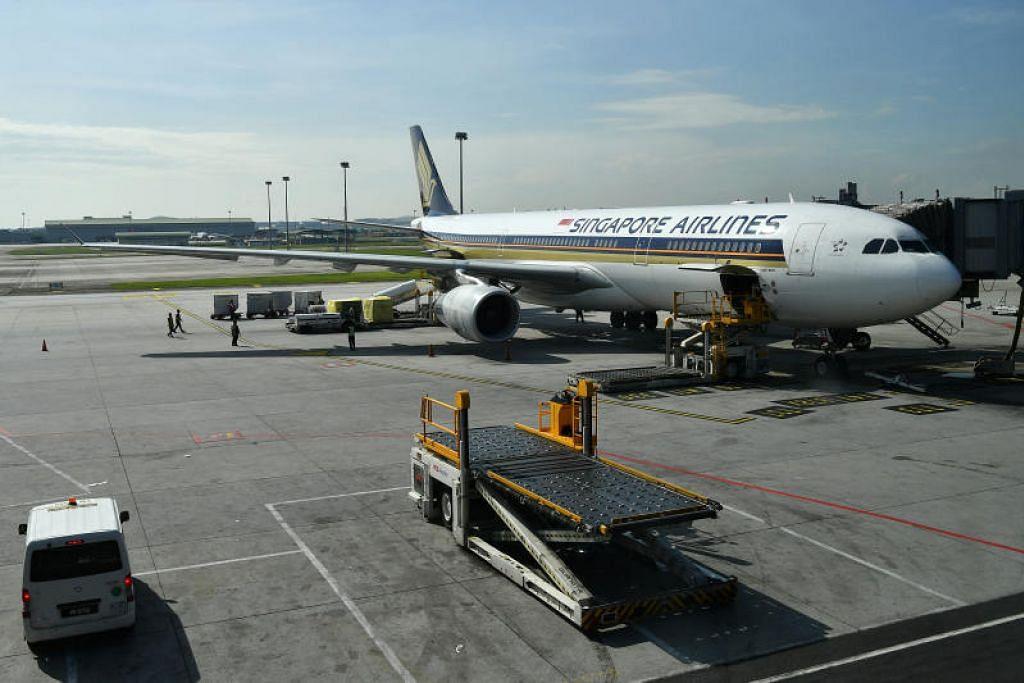 Singapore Airlines (SIA) telah membatalkan semua penerbangan ke Milan sehingga hujung Mei.