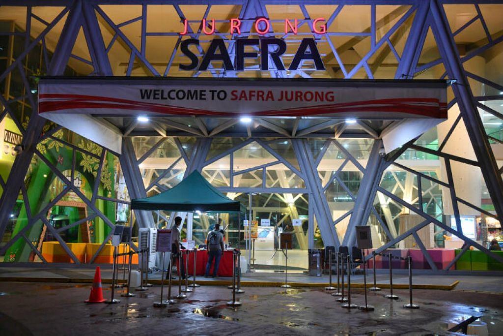 Kelompok kes jangkitan yang dikaitkan dengan jamuan malam di Safra Jurong pada 15 Februari melibatkan aktiviti menyanyi dan kelas kendalian Persatuan Rakyat (PA).