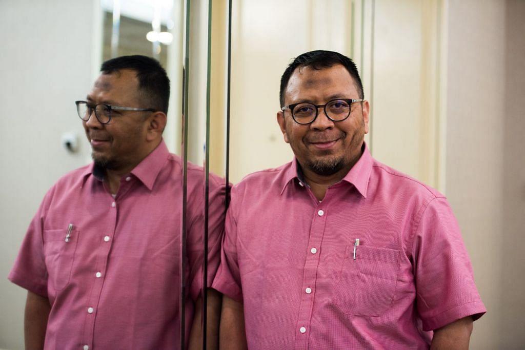 Timbalan Mufti, Ustaz Dr Mohamed Hannan Hassan berkata bahawa dalam keadaan darurat hukum-hukum fiqh dimudahkan. - Foto: LEE JIA WEN