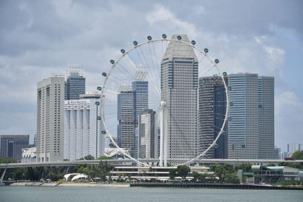 Masa pembukaan Singapore Flyer akan dipendekkan sebagai langkah berjaga-jaga ekoran wabak Covid-19.