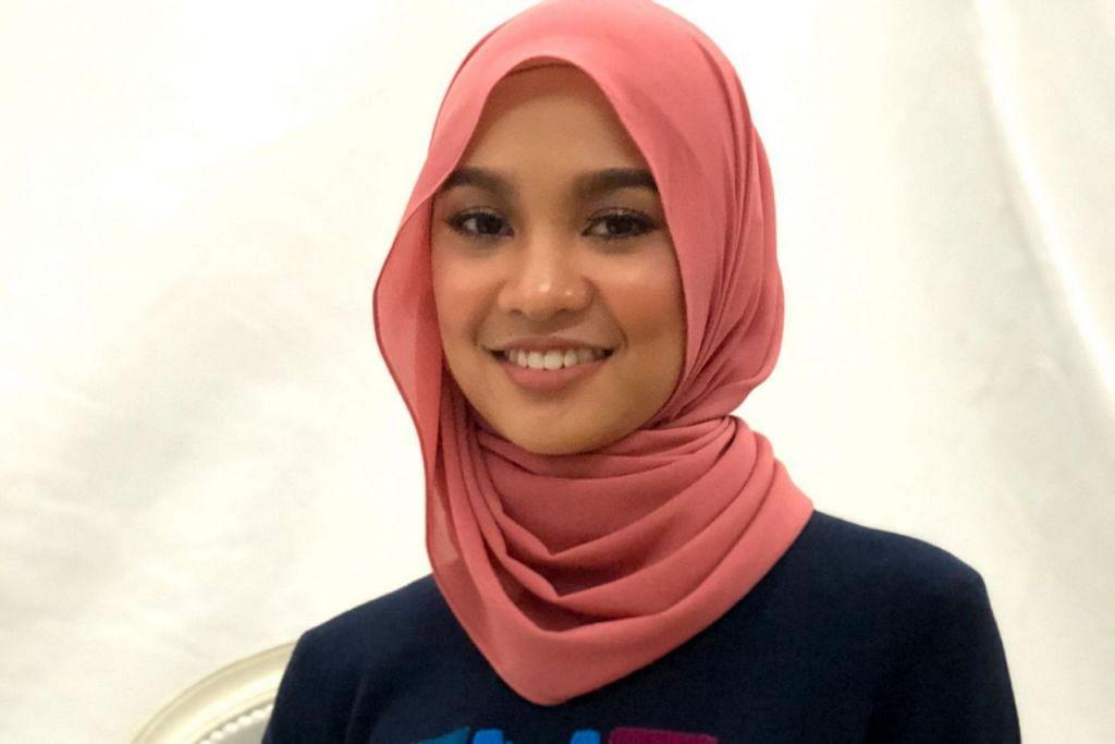KEMBANGKAN JENAMA: Nabila Razali memperkasa wanita menerusi lagu 'Vroom Vroom' tentang melupakan kisah cinta silam yang mendukacitakan. - Foto BH OLEH HARYANI ISMAIL