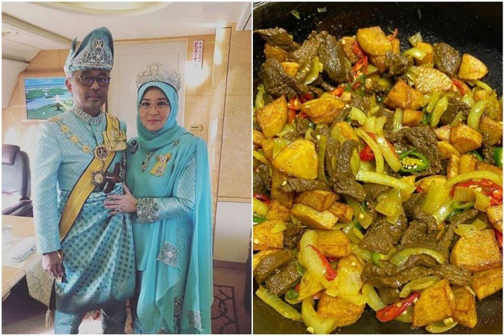 Ramai yang memuji Raja Permaisuri Agong Tunku Azizah Aminah Maimunah Iskandariah yang telah menunjukkan sifat peyayang dan ihsan.