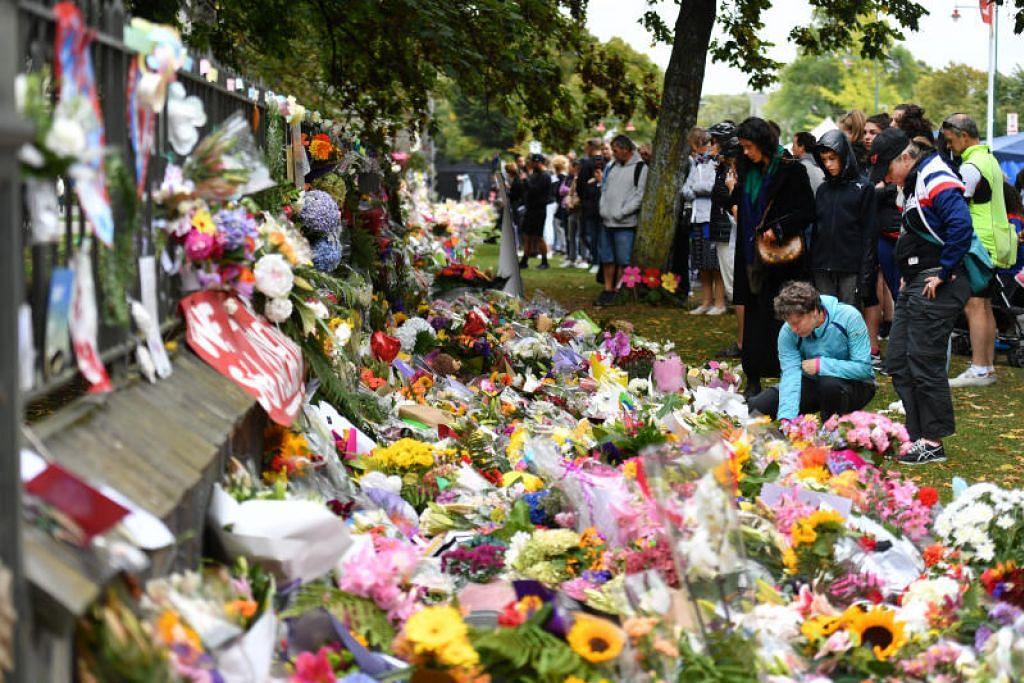 Tragedi pembunuhan di masjid di New Zeland menyentak seluruh dunia.