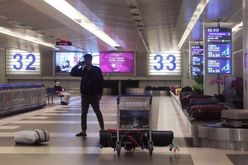 Kes jangkitan koronavirus yang terkini di Singapura terdiri daripada 24 kes import dan 18 kes jangkitan setempat yang tiada sejarah perjalanan ke luar negara.