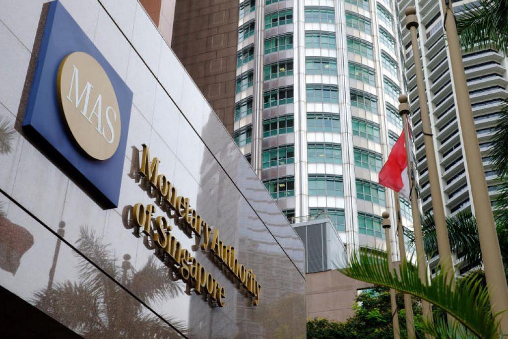 LANJUT TEMPOH PENILAIAN: Penguasa Kewangan Singapura (MAS) menyatakan ia akan mengumumkan penerima lesen perbankan digital pada separuh kedua 2020.