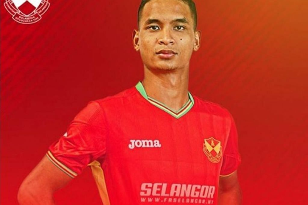 PILIHAN SELANGOR: Negeri Selangor pada musim ini menggunakan seorang pemain import Singapura, Safuwan Baharudin, bagi mengisi kuota ASEAN.