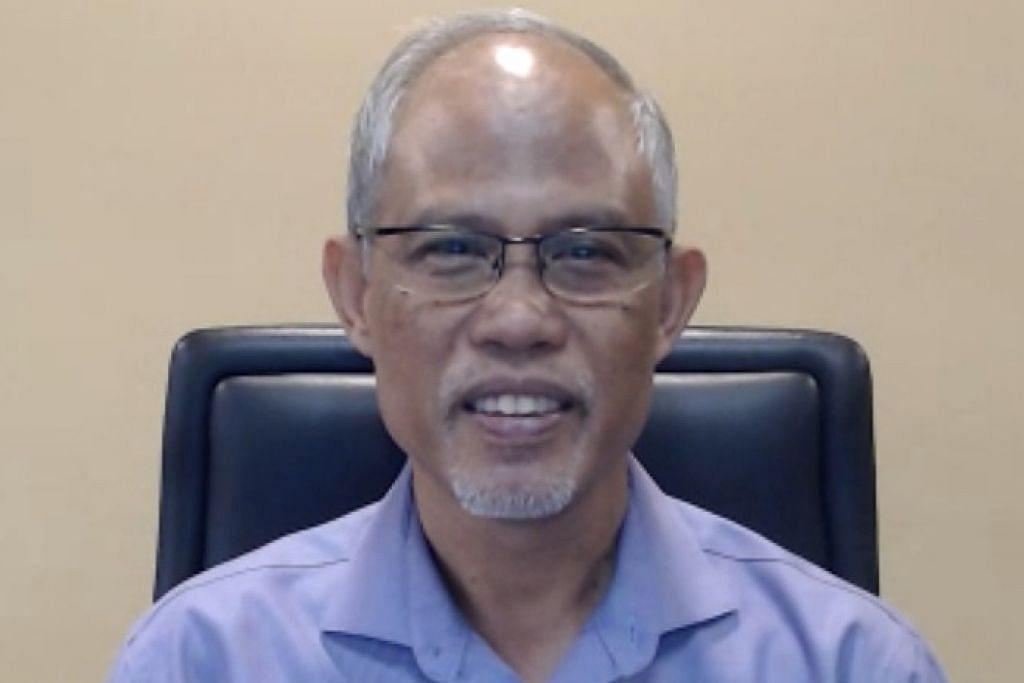 Menteri Bertanggungjawab bagi Ehwal Masyarakat Islam Encik Masagos Zulkifli Masagos Mohamad