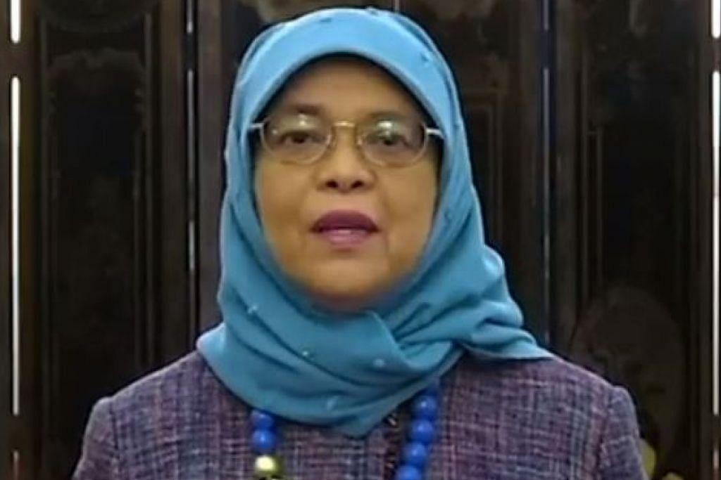 Puan Halimah Yacob