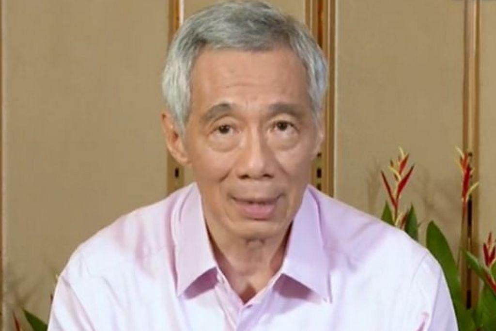 Encik Lee Hsien Loong