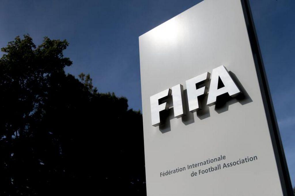 USULAN BAIK: Fifa mengusulkan lima pemain gantian bagi sesuatu perlawanan bola sepak bagi membantu pemain kekal cergas apabila dijangka berdepan dengan jadual perlawanan yang padat.