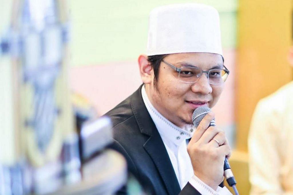 Ustaz Muhamad Nuzhan Abdul Halim