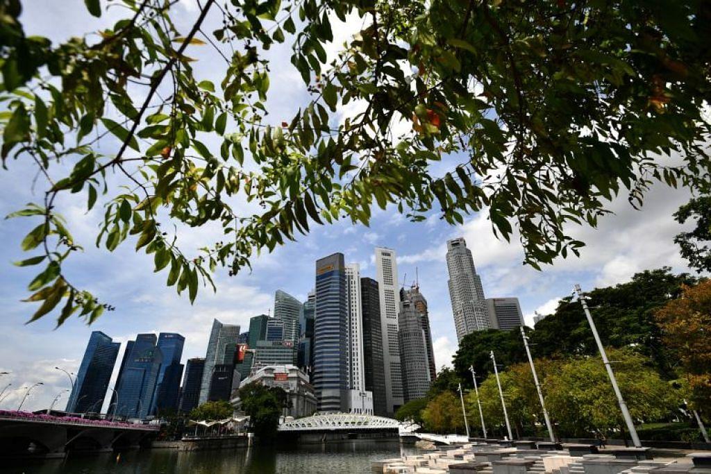 JALINAN DUA HALA: Kedua-dua Singapura dan Jerman sepakat dalam mengesahkan semula kerjasama berterusan dalam memupuk inovasi dan keusahawanan, melaluiperkongsian di bawah Global Innovation Alliance.