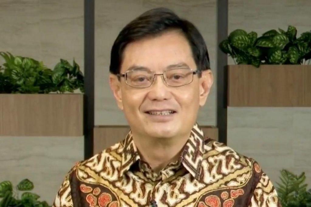 Timbalan Perdana Menteri, Encik Heng Swee Keat.