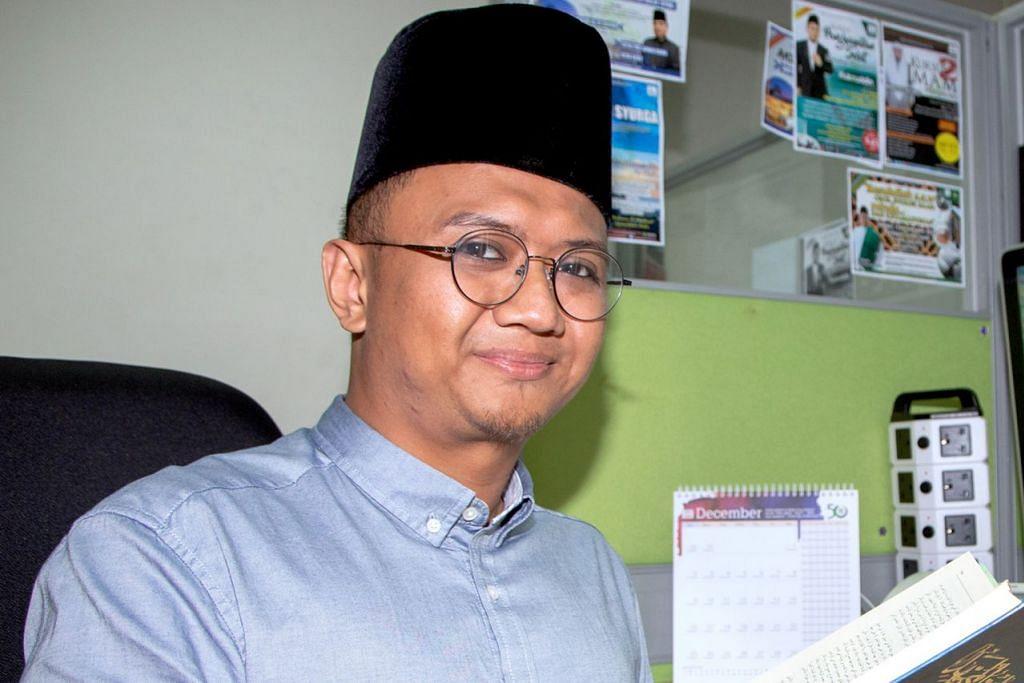 Ustaz Mohd Haffiz Zakaria