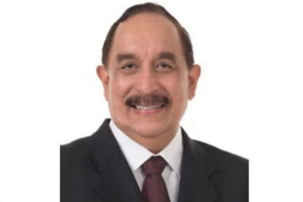Presiden Dewan Perniagaan dan Perusahaan Melayu Singapura (DPPMS), Encik Farid Khan