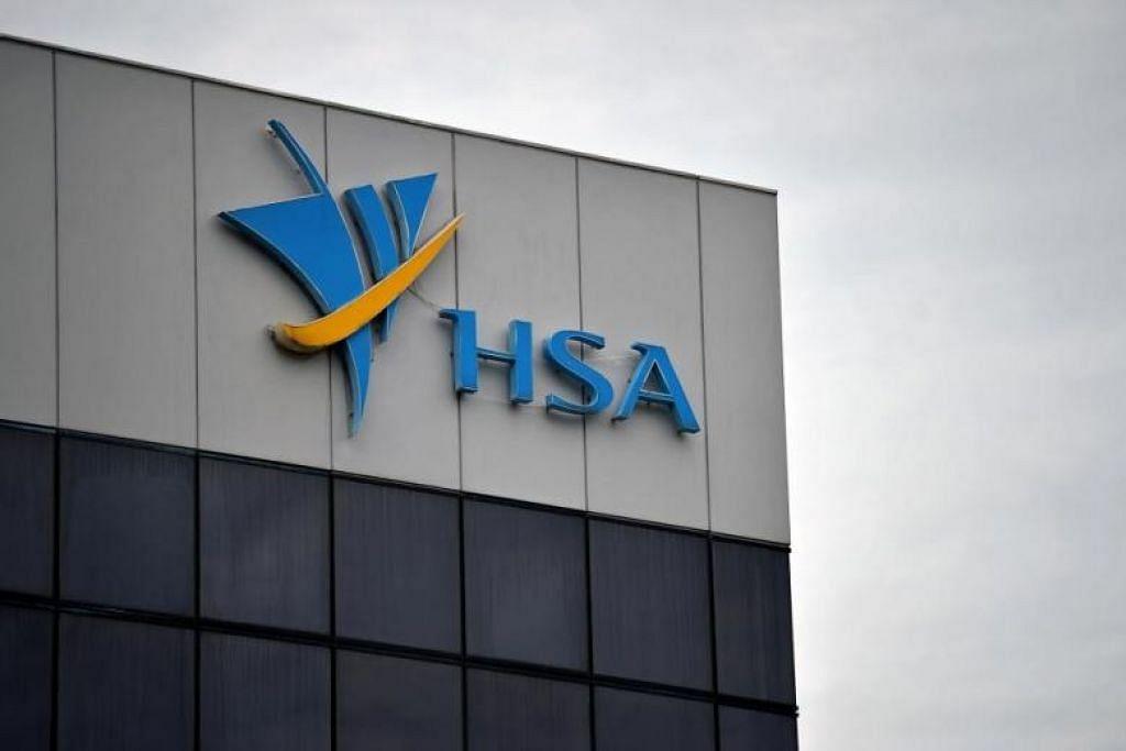 TINDAKAN TEGAS: Penguasa Sains Kesihatan (HSA) menyatakan, pihaknya mengetahui kewujudan laman 'Ophthalmetry' palsu yang dihoskan di luar negara.