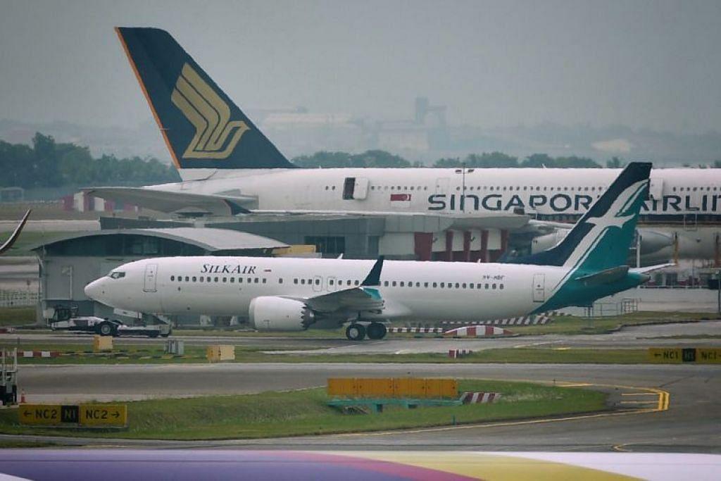 KHIDMAT PENGANGKUTAN UDARA: Syarikat penerbangan Singapore Airlines akan terbang ke 27 bandar bagi Jun dan Julai ini, meningkat dari 15 yang diumumkan untuk Jun sebelum ini.