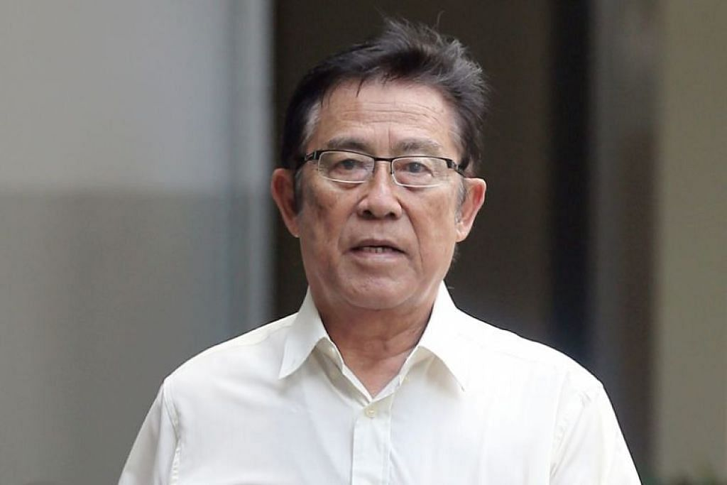 DIDAPATI BERSALAH: Jurulatih balapan dan lapangan veteran, Loh Siang Piow, hari ini didapati bersalah atas dua tuduhan mencabul kehormatan seorang atlet remaja di bawah jagaannya pada 2013. Foto dirakamkan pada 25 Julai 2018.