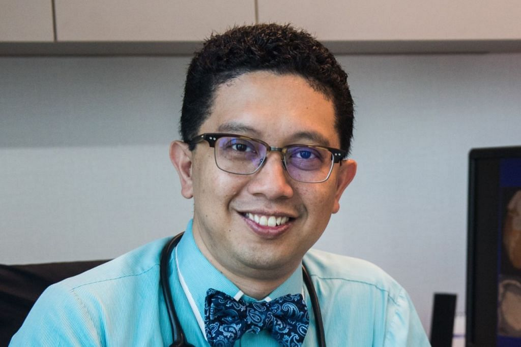 Pakar jantung dan Timbalan Pengarah Perubatan Hospital Raffles, Dr Abdul Razakjr Omar