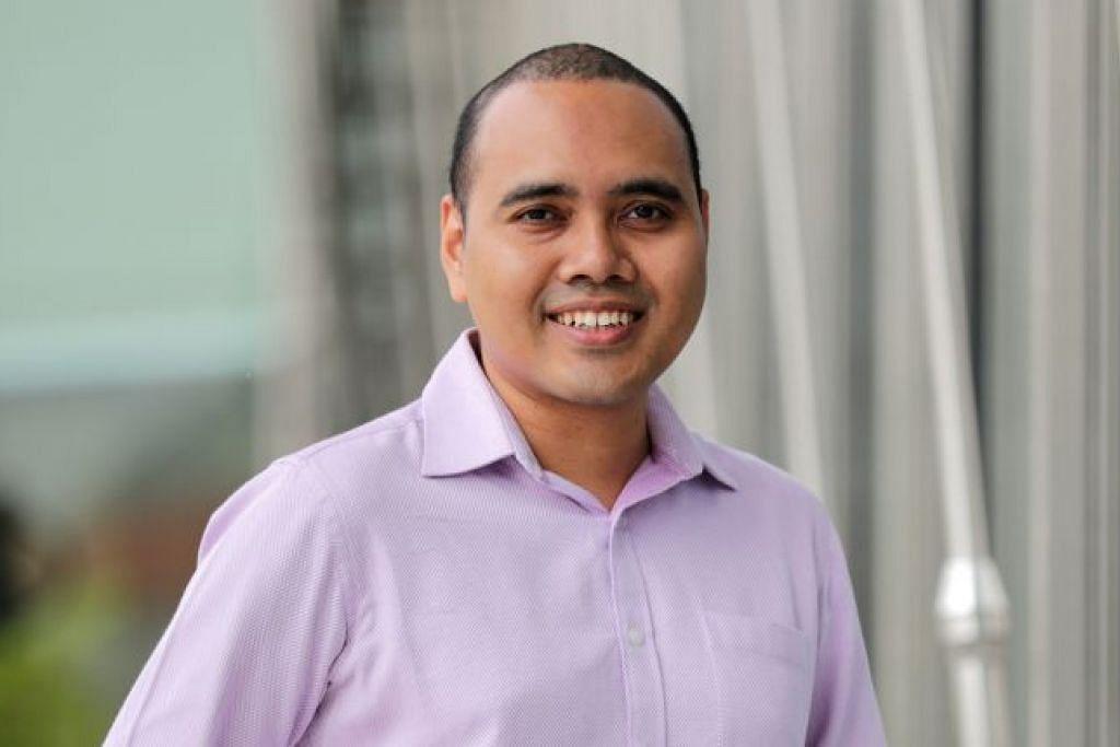 Encik Zhulkarnain Abdul Rahim, peguam dan rakan kongsi di syarikat guaman antarabangsa, Dentons Rodyk.