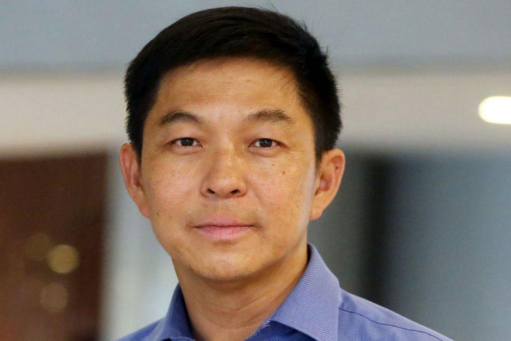Speaker Parlimen Tan Chuan-Jin