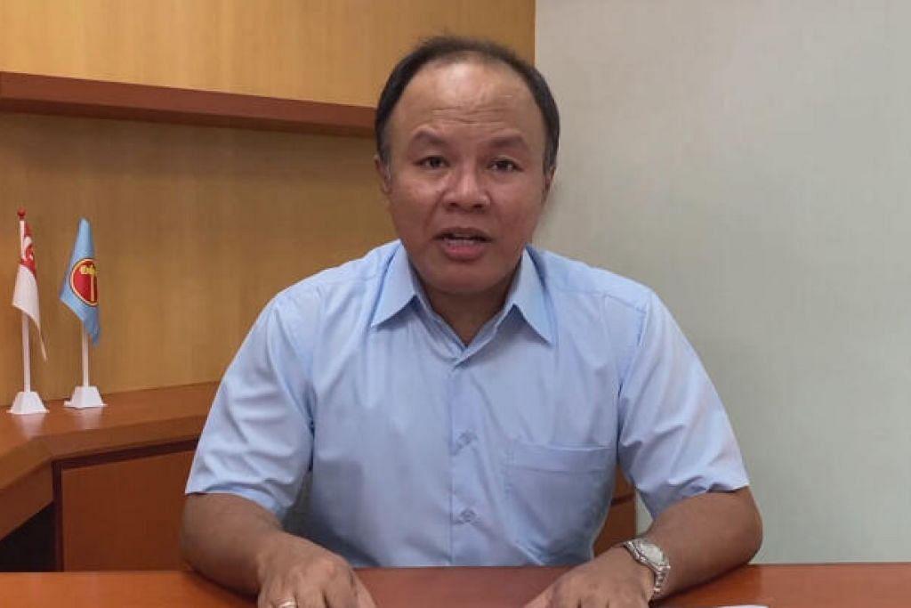 RAIH SOKONGAN PELBAGAI KAUM: Encik Faisal Manap percaya WP meraih sokongan daripada warga Singapura daripada pelbagai latar belakang dan kaum,