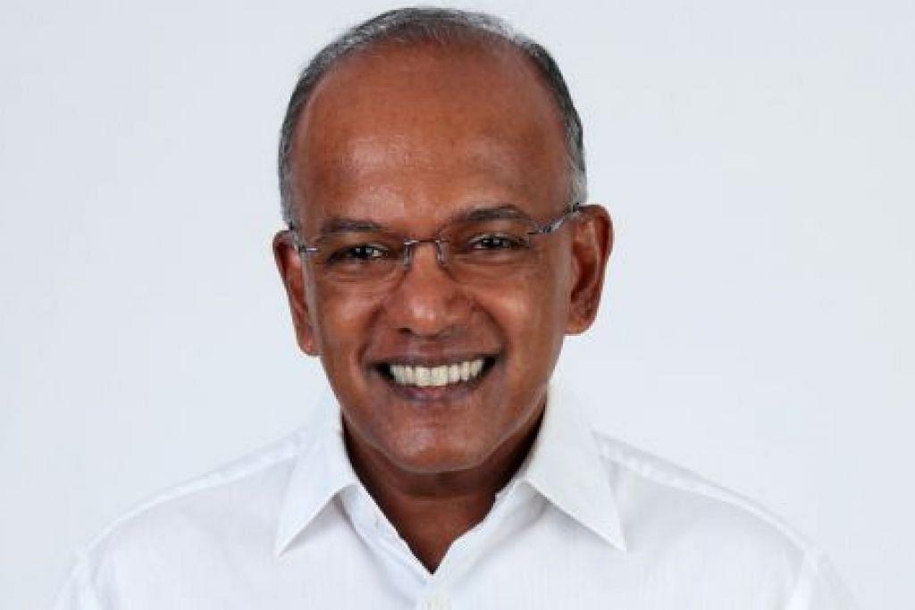 """""""Apabila kami tidak bersetuju, pendekatan yang harus diambil adalah untuk melihat kepada rangka kerja dasar undang-undang yang pemerintah boleh ubah dan itu yang akan kami lakukan."""" - Menteri Ehwal Dalam Negeri merangkap Undang-Undang K. Shanmugam."""
