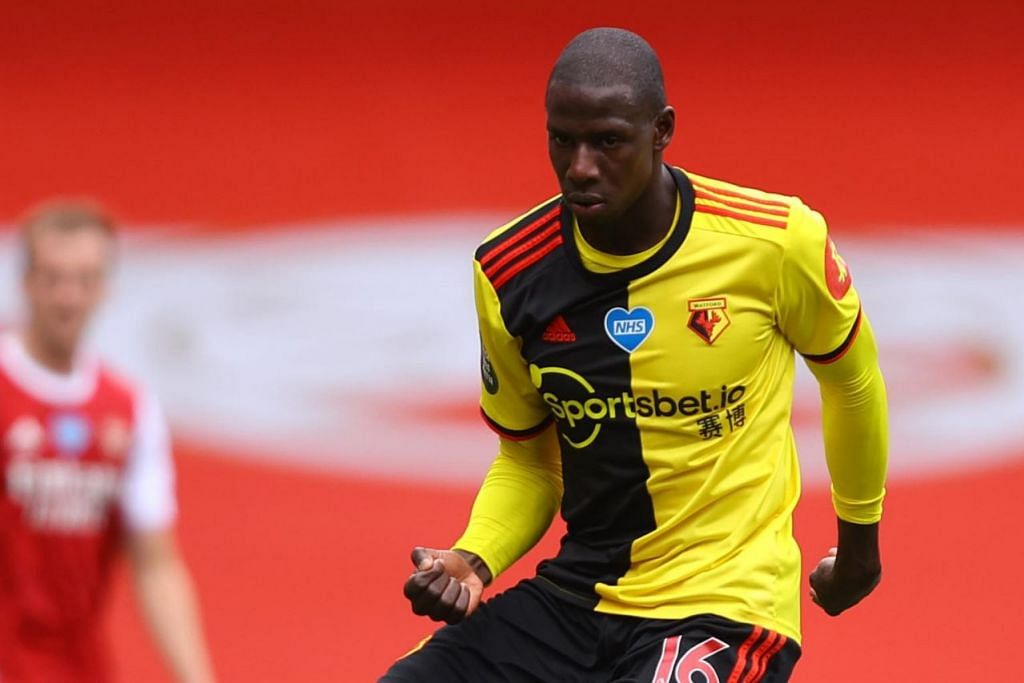 ABDOULAYE DOUCOURE (WATFORD). – Foto REUTERS