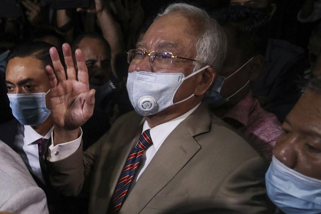 Najib Tun Razak. - Foto EPA-EFE