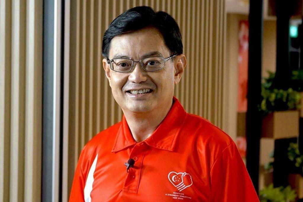 Encik Heng Swee Keat.