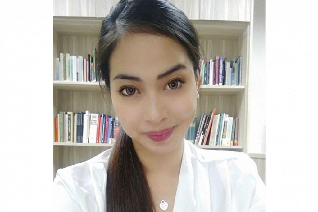 Cik Nabilah Mohammad, penganalisis kajian kanan Pusat Penyelidikan Hal Ehwal Islam dan Melayu (Rima)