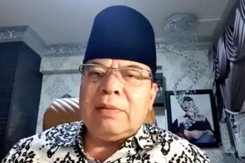 Ustaz Ahmad Dahri