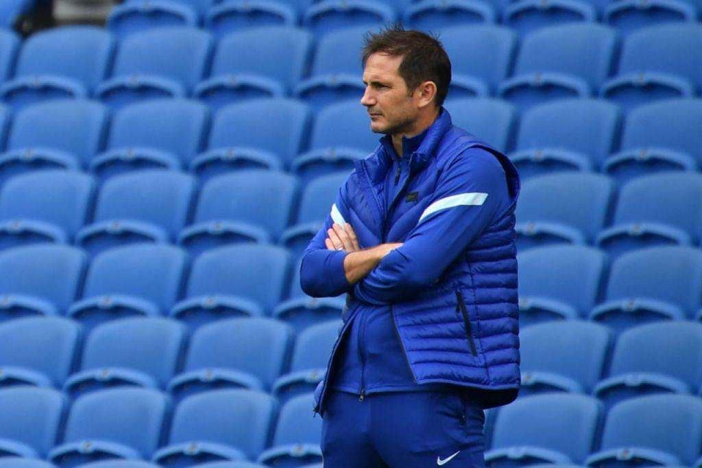 MUSIM BARU, JANGKAAN BARU: Pengurus Chelsea Frank Lampard sedar tekanan terletak di bahunya untuk memperbaiki persembahan kelab itu setelah beliau berbelanja besar semasa tempoh pemindahan baru-baru ini. - Foto AFP