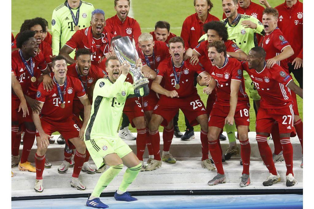 Martinez julang Bayern di Budapest