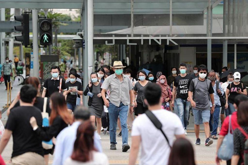 Tujuh kes jangkitan dilaporkan di Singapura, termasuk satu kes dalam masyarakat dan lima kes diimport.