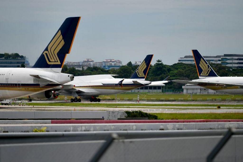 LALUAN BARU: Syarikat penerbangan Singapore Airlines akan memulakan penerbangan tanpa henti selama tiga minggu sekali ke Lapangan Terbang Antarabangsa John F. Kennedy di New York bulan depan (November). - Foto BH oleh LIM YAOHUI