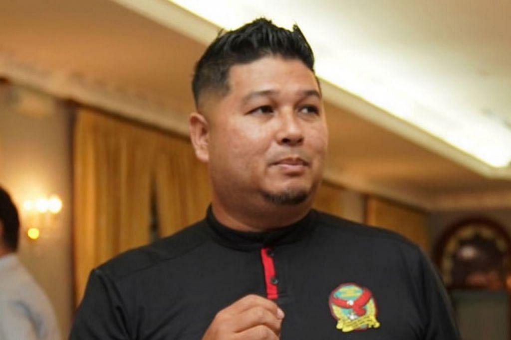 Jurulatih Persatuan Bola Sepak Kedah, Aidil Shahrin Sahak. - Foto FACEBOOK FA KEDAH