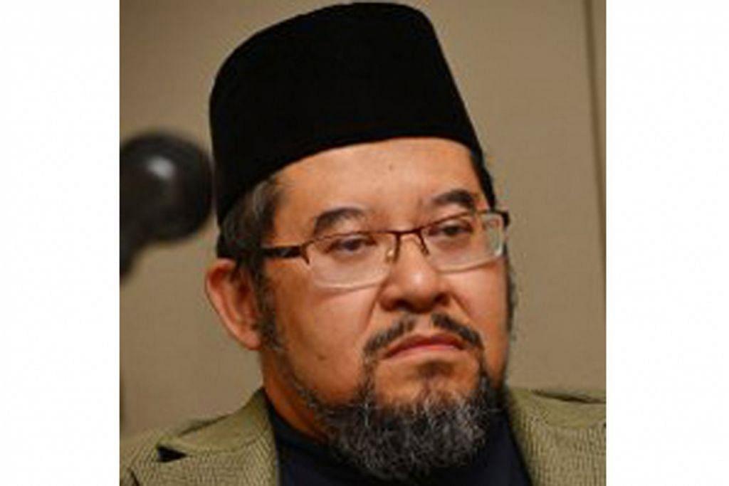 PROFESOR AHMAD FAUZI ABDUL HAMID.