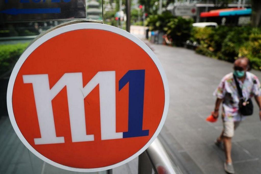 Gangguan ini merupakan gangguan ketiga daripada M1. - FOTO: Fail