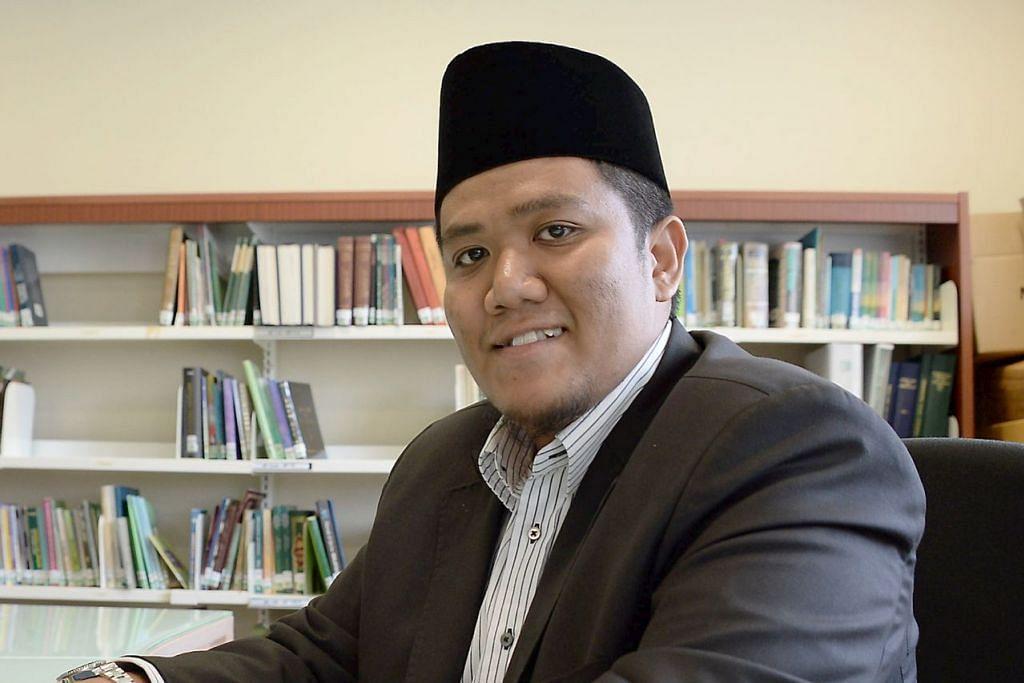 Ustaz Irwan Hadi Mohd Shuhaimy.