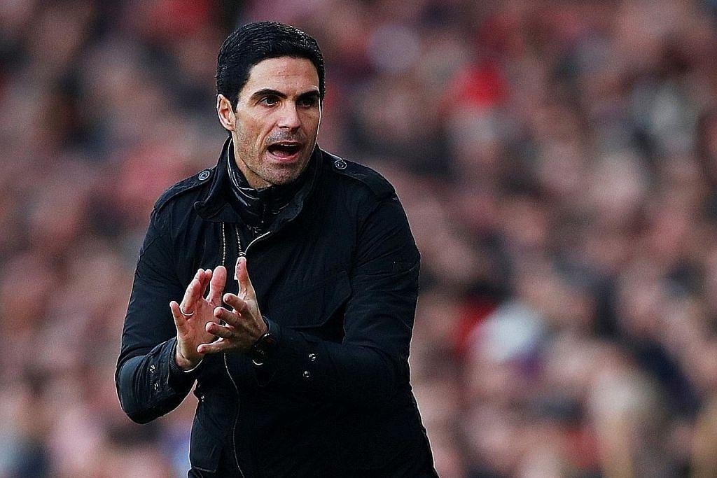 BOLA SEPAK LIGA PERDANA ENGLAND Arsenal perlu yakin, United harus kekal momentum