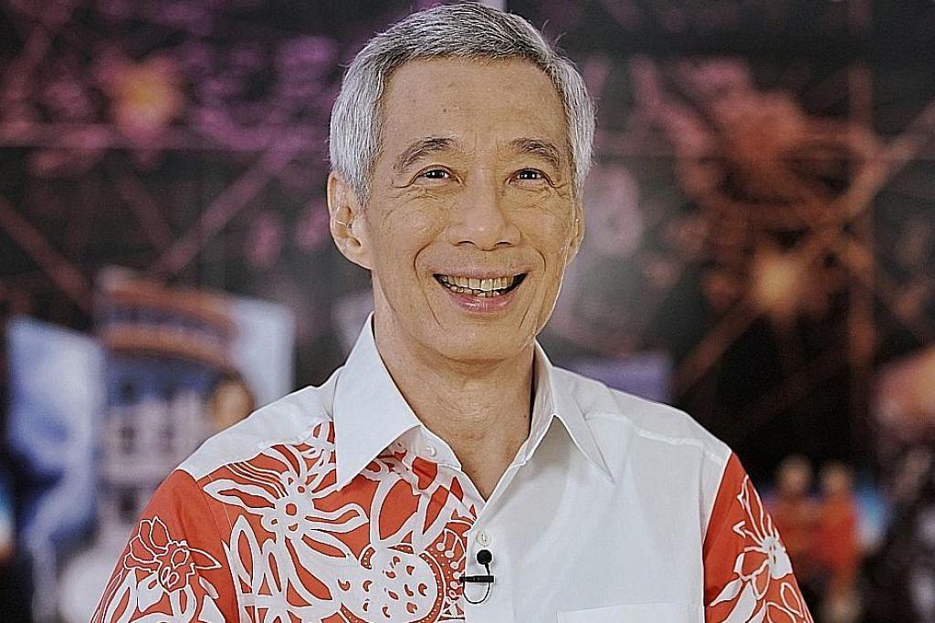 PM Lee: S'pura akan terus bina masyarakat bagi manfaat semua