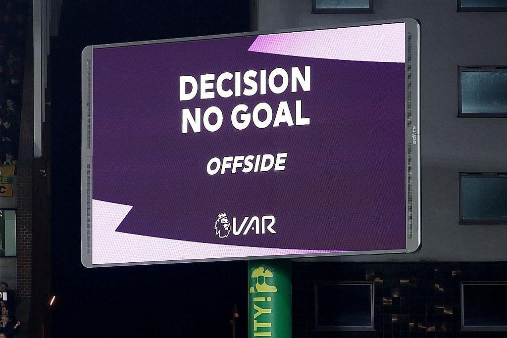 VAR hanya untuk kesalahan yang 'terang dan jelas' - IFAB