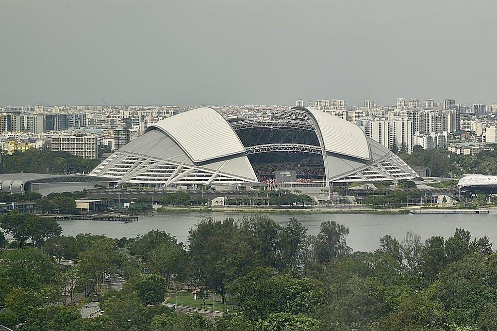 Peluang sertai kelas senaman, program baru di Hab Sukan Singapura
