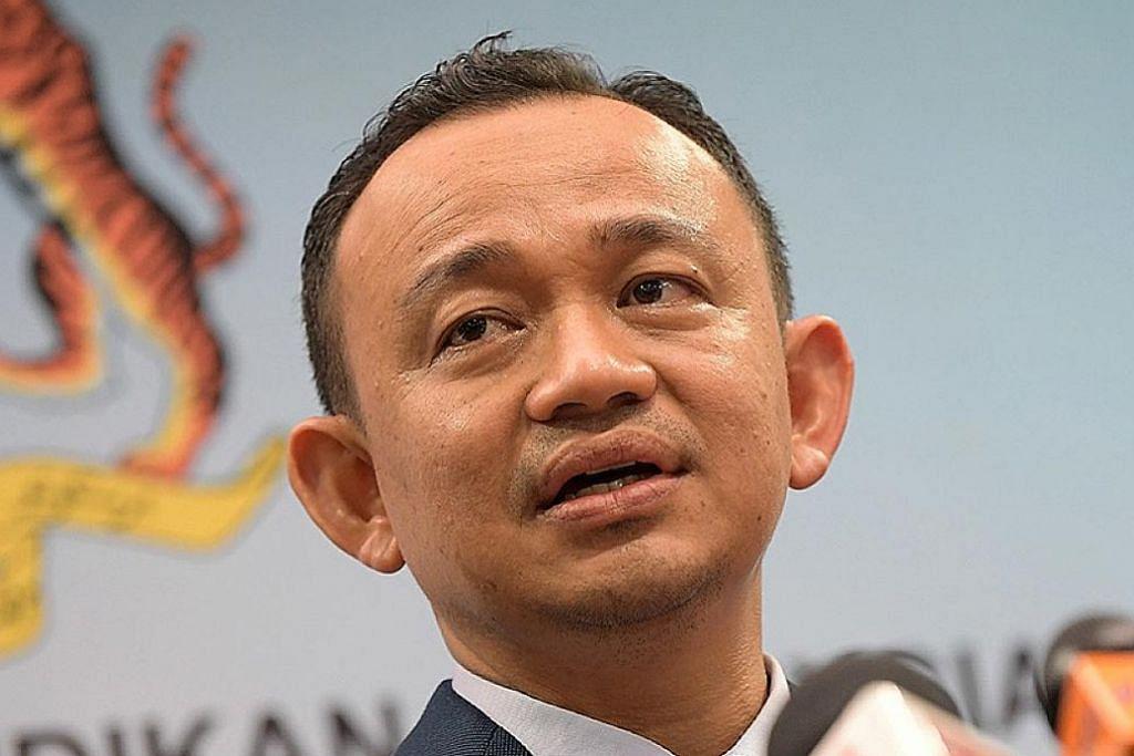 Menteri Pendidikan Malaysia Dr Maszlee letak jawatan