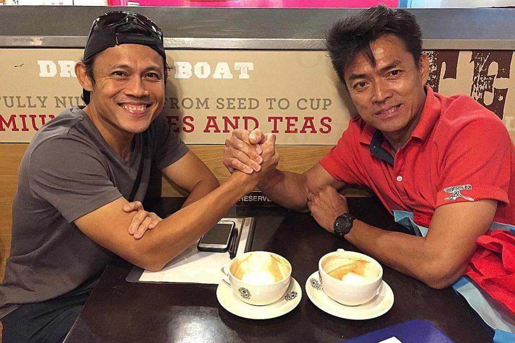 Hamkah Afik perjelas sebab beliau letak jawatan dari Atletik Singapura