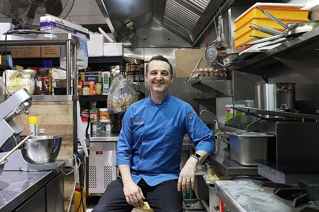 Cef restoran luaskan niaga lalui strategi berbilang model