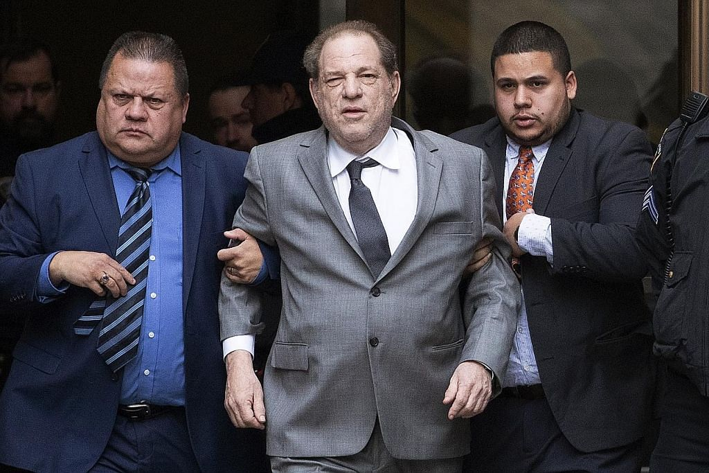 Harvey Weinstein. – Foto AP, AFP & REUTERS