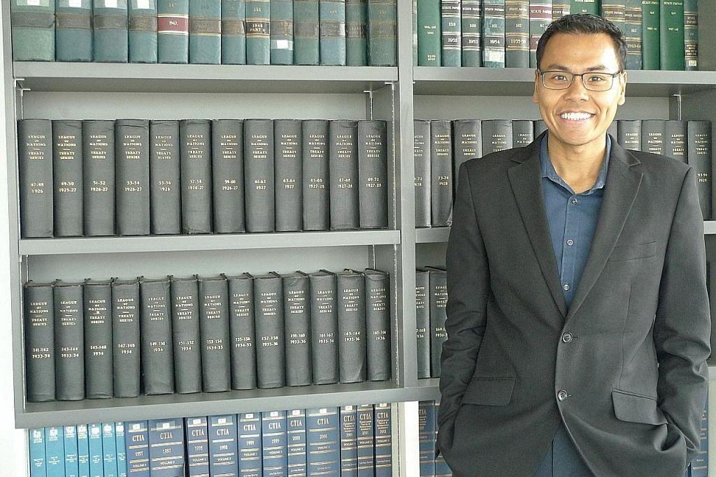 Sarjana Undang-Undang Harvard dilantik Peguam Kanan